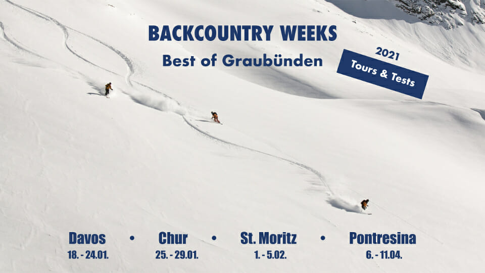Backcountry Weeks 2021